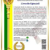 OMDDH promove evento cívico em comemoração ao Dia do Diplomata e aos 176 anos do nascimento do Diplomata Barão do Rio Branco