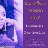 Coletânea Mulheres Maravilhosas 'SONHO MEU' – Vol. II, está com as inscrições abertas