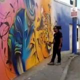 """Comendador Fabrício Santos: """"Do caos visual à estética urbana da 'Street Art'"""""""