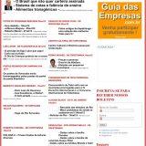 Diretamente do Túnel do Tempo ROLiano, uma matéria do dia 13 de agosto de 2010 e uma capa de outubro de 2012