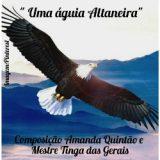 Amanda Quintão: 'Uma águia altaneira'
