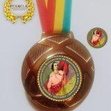 FEBACLA institui a Medalha Comemorativa Bicentenário de Nascimento de Anita Garibaldi, a 'Heroína dos Dois Mundos'