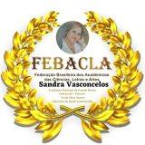 Sandra Vasconcelos é agraciada com o título de Acadêmica Nacional de Grande Honra pela FEBACLA