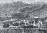 Cidade de Cachoeira, Bahia. Fonte: Bahia Turismo