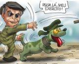 Celso Lungaretti: 'Importante: demonstração de força do Bolsonaro contra o exército deve ter sido o pior de quantos erros já cometeu'